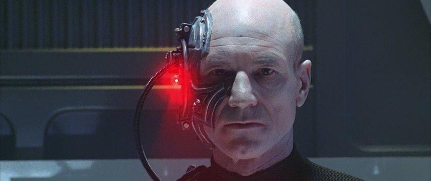 Are We Borg?