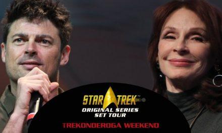 Urban, McFadden Make Trek to Trekonderoga 2018