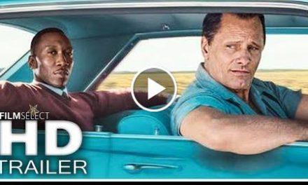 GREEN BOOK Trailer (2018)