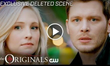 The Oringals | Deleting  – Serries Finale | The CW