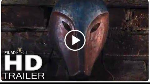 HOLD THE DARK Trailer (2018)