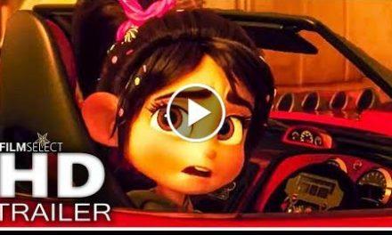 WRECK IT RALPH 2 Trailer 3 (2018)