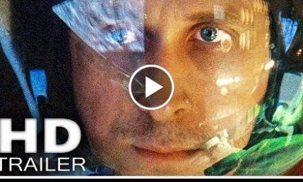 FIRST MAN Trailer 2 (2018)
