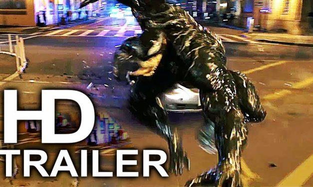 VENOM Car Chase Trailer NEW (2018) Spider-Man Spin-Off Superhero Movie HD