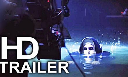 THE NUN Behind The Scenes B-Roll Clip + Trailer NEW (2018) Horror Movie HD