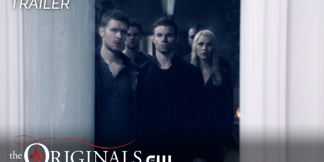 The Originals   Season 5 Trailer   The CW