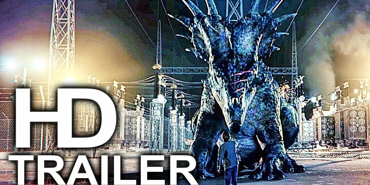 MY PET DINOSAUR Trailer #2 NEW (2018) Dinosaur Family Movie HD