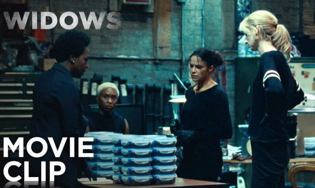 "Widows | ""Pull This Off"" Clip 