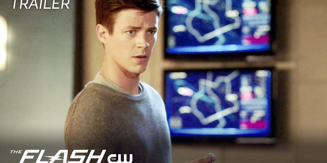 The Flash | Shadows Trailer | The CW