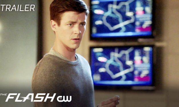 The Flash | Shadows Trailer | The CW