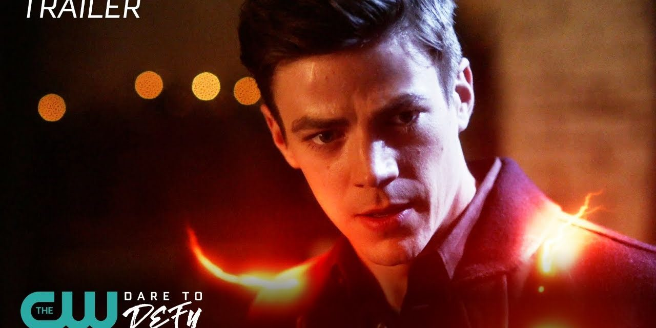 Superheroes Fight Back Trailer | The CW