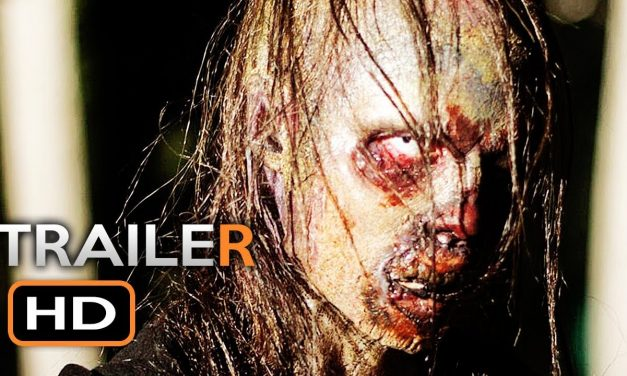 JOHNNY GRUESOME Official Trailer (2018) Horror Movie HD