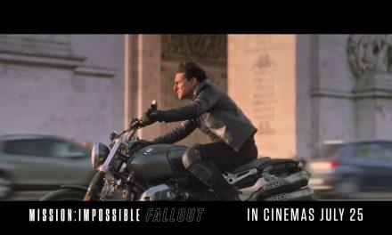 Mission: Impossible Fallout   Arc de Triomphe   Paramount Pictures UK