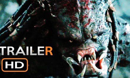 THE PREDATOR Final Trailer (2018) Shane Black Sci-Fi Horror Movie HD