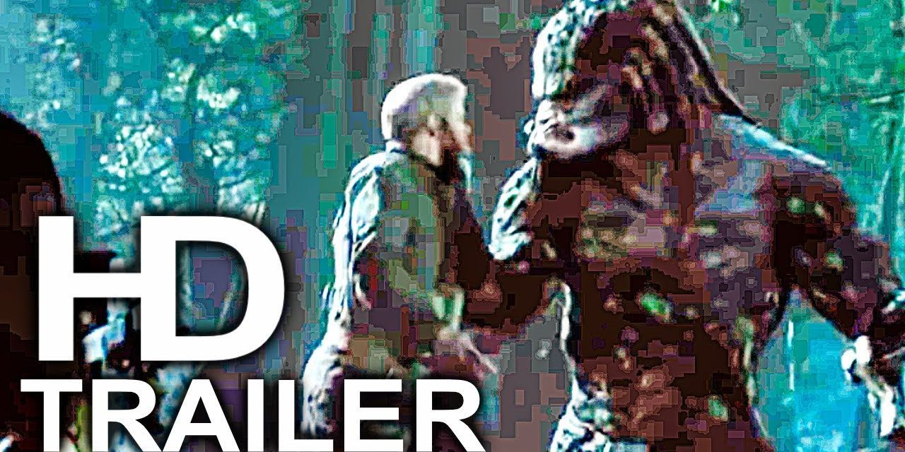 PREDATOR Dream Team Trailer (2018) Thomas Jane Action Movie HD