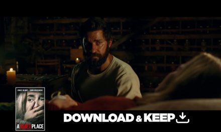 A Quiet Place | Download & Keep now | Paramount UK