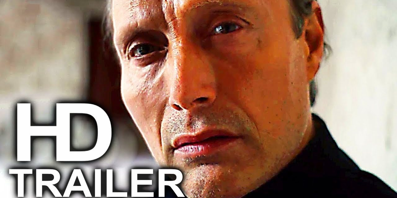 AT ETERNITY'S GATE Trailer #1 NEW (2018) Willem Dafoe, Mads Mikkelsen Movie HD