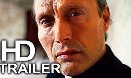 AT ETERNITY'S GATE Trailer #1 NEW (2018) Willem Dafoe, Mads Mikkelsen Movie HD