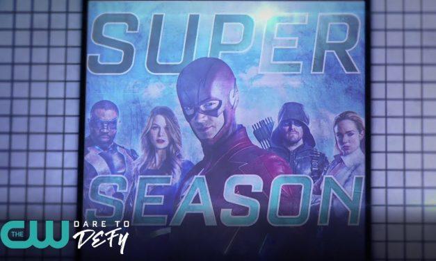 Superhero Subway Sizzle | The CW