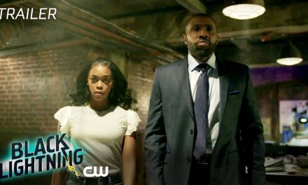 Black Lightning | Guess Who's Back Trailer | The CW