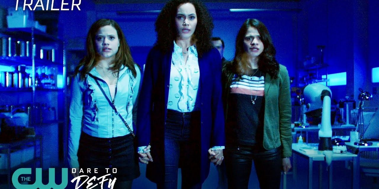 Charmed | Chant Trailer | The CW