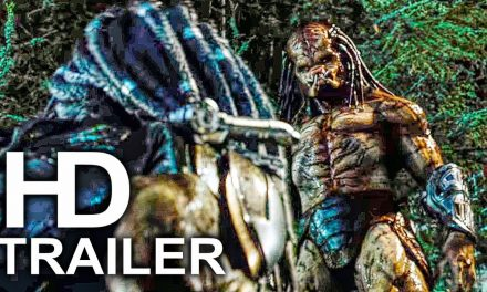 PREDATOR Mega Predator Vs Predator Fight Scene Clip + Trailer (2018) Thomas Jane Action Movie HD