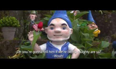 Sherlock Gnomes | Gnome Pranks | Paramount Pictures UK