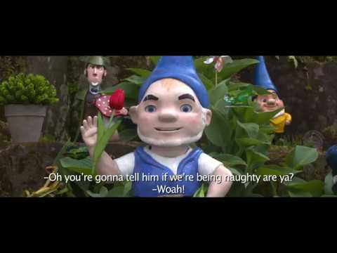 Sherlock Gnomes | Gnome Pranks | Paramount Pictures UK