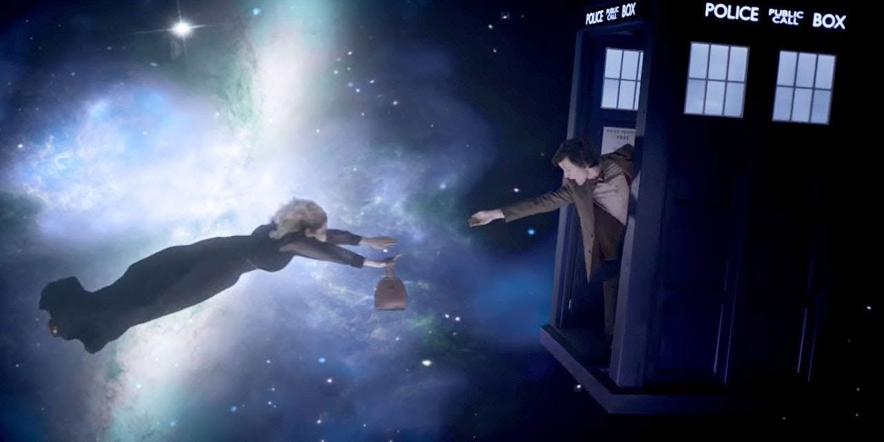 River Song's Escape | The Time of Angels | Doctor Who