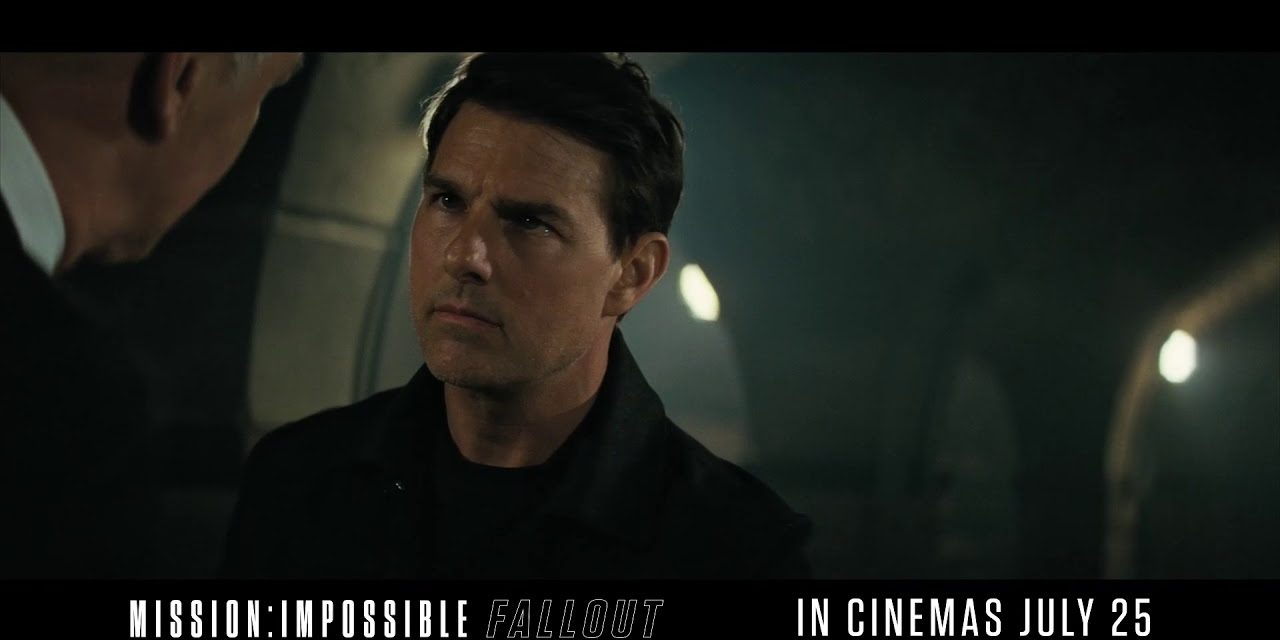 Mission: Impossible Fallout   No Hard Feelings   Paramount Pictures UK