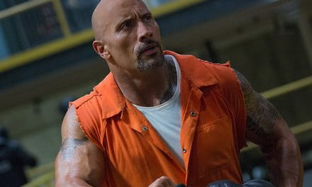 Dwayne Johnson posts first photo from Fast and Furious spinoff 'Hobbs and Shaw'
