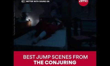 Best Jump Scenes from THE CONJURING Universe (The Nun) | AMC Theatres (2018)