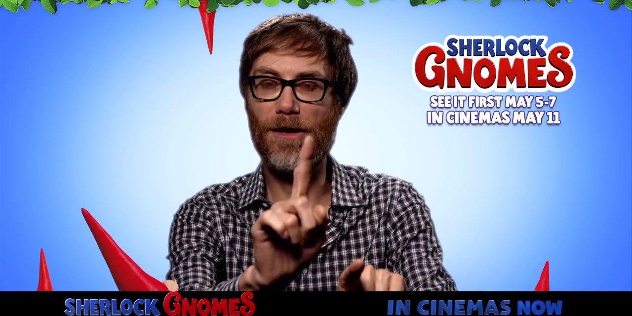 Sherlock Gnomes | Big Surprise | Paramount Pictures UK