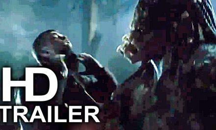 PREDATOR Angry Mega Predator Trailer (2018) Thomas Jane Action Movie HD