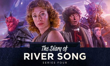 The Fourth Doctor Meets River Song | The Diary of River Song: Series 4 Trailer | Doctor Who