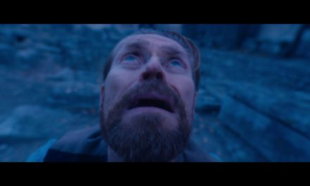 AT ETERNITY'S GATE – Official Trailer (Willem Dafoe) | AMC Theatres (2018)