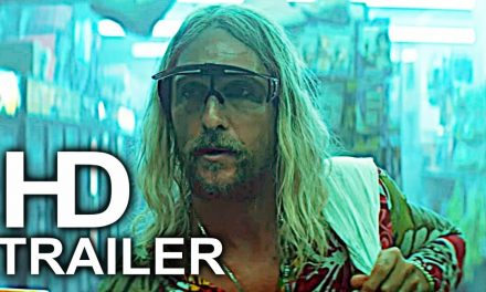 THE BEACH BUM Trailer #1 NEW (2018) Matthew McConaughey, Snoop Dog Comedy Movie HD