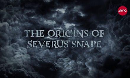 The Origins of Severus Snape (Harry Potter) | AMC Theatres (2018)