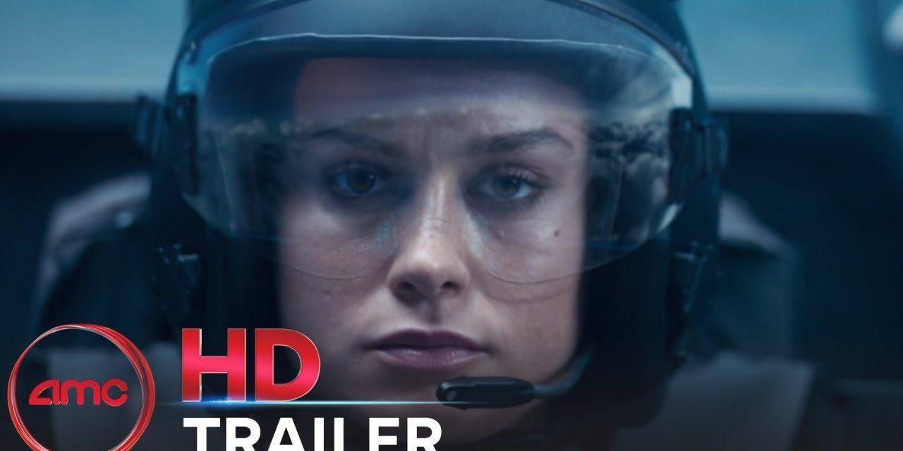 CAPTAIN MARVEL – Official Trailer (Brie Larson) | AMC Theatres (2019)