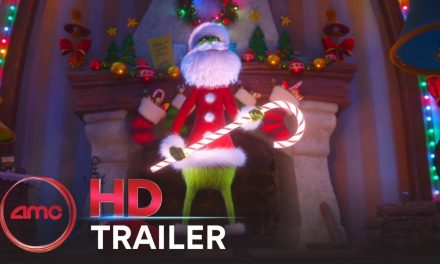 THE GRINCH – Official Trailer #3 (Benedict Cumberbatch) | AMC Theatres (2018)