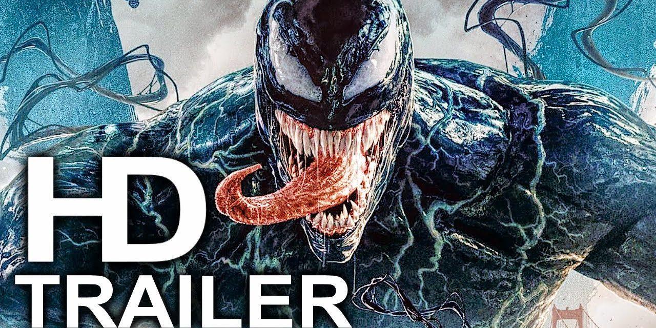 VENOM Dark & Edgy Trailer NEW (2018) Spider-Man Spin-Off Superhero Movie HD