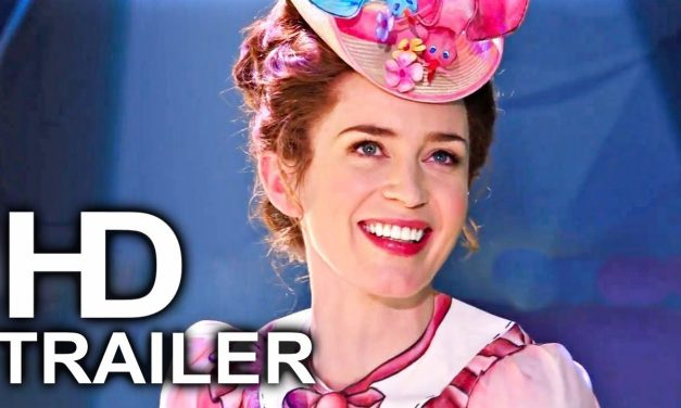 MARY POPPINS RETURNS Trailer #2 NEW (2018) Emily Blunt, Disney Movie HD