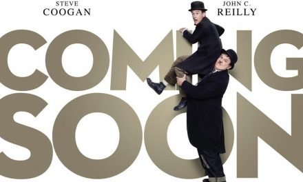 Stan and Ollie Trailer: Steve Coogan and John C. Reilly Are Laurel and Hardy