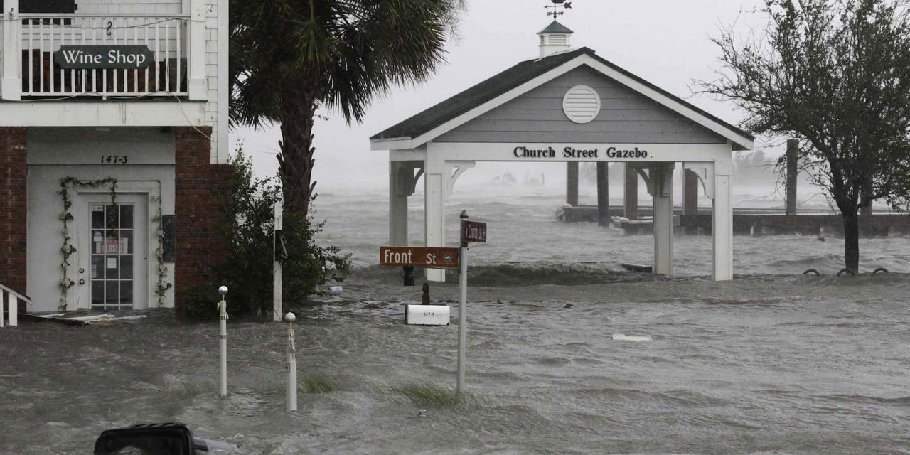 Potential Insurance Bill From Hurricane Florence Could Take Toll on Wallets Far From North Carolina's Coast
