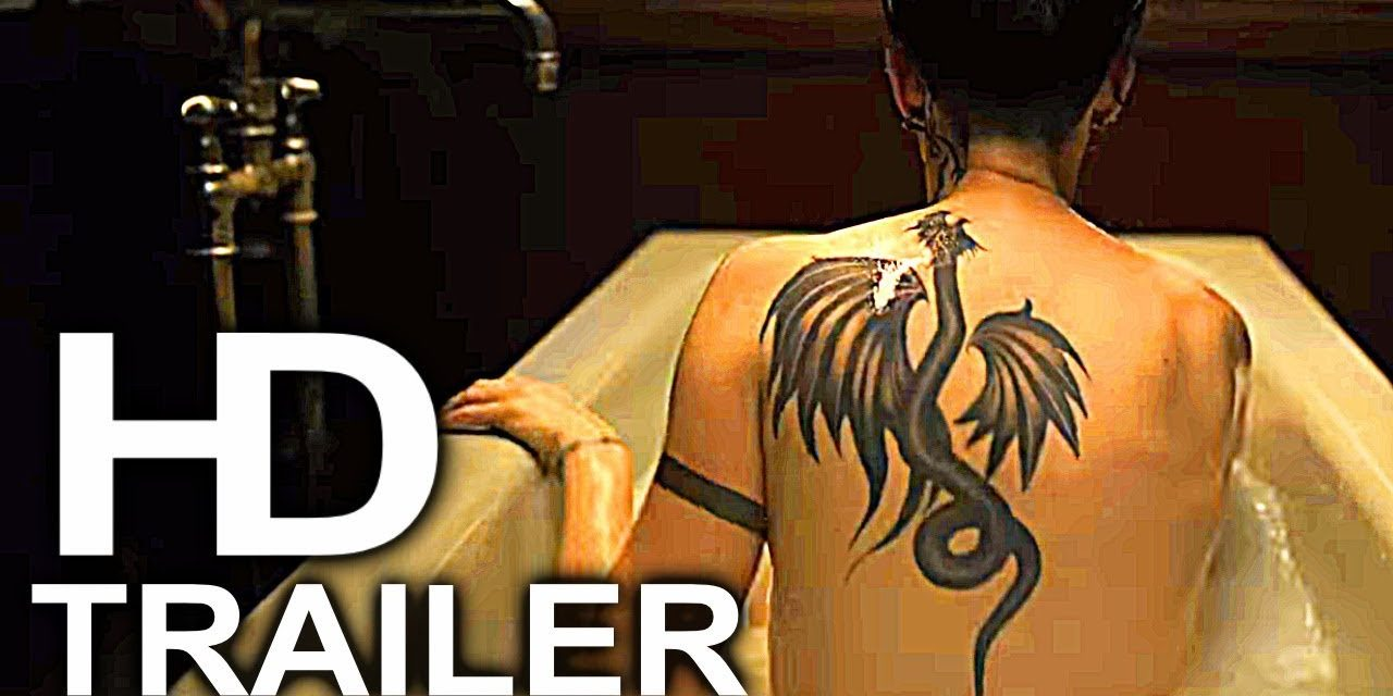 THE GIRL IN THE SPIDERS WEB Trailer #2 NEW (2018) The Girl With The Dragon Tattoo Movie HD