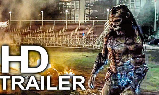 PREDATOR Ultimate Predator Spitting On Police Car Trailer (2018) Thomas Jane Action Movie HD