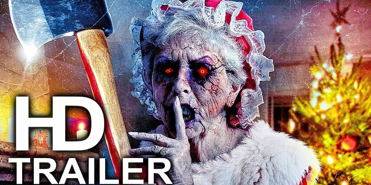 MRS. CLAUS Trailer #1 NEW (2018) Horror Movie HD