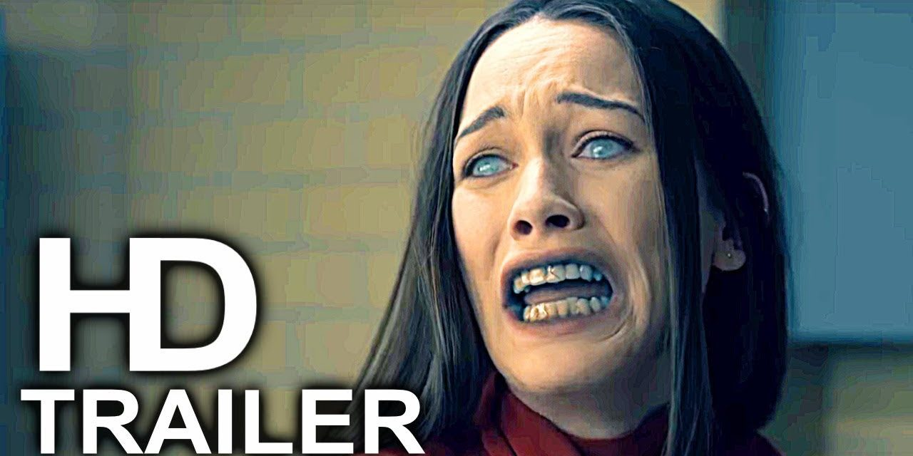 THE HAUNTING OF HILL HOUSE Trailer #1 NEW (2018) Netflix Horror Movie HD