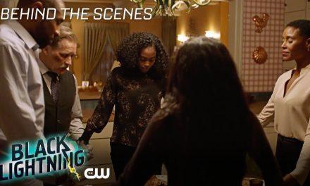 Black Lightning | Safe House Grace | The CW