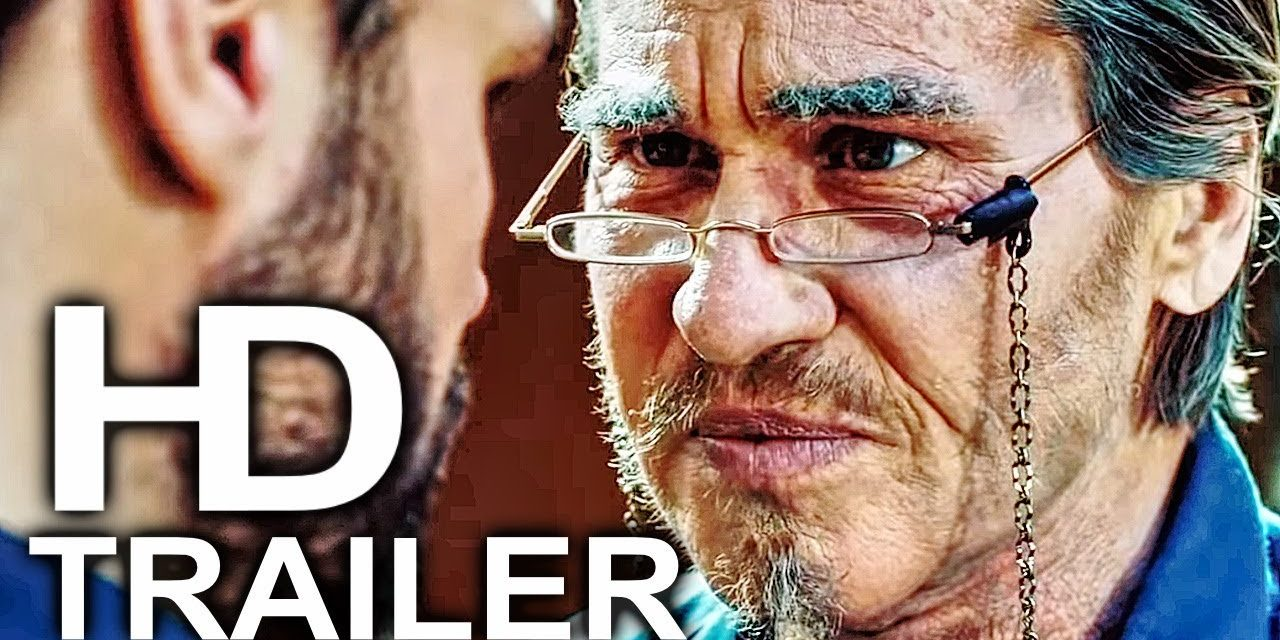 THE SUPER Trailer #1 NEW (2018) Val Kilmer Thriller Movie HD